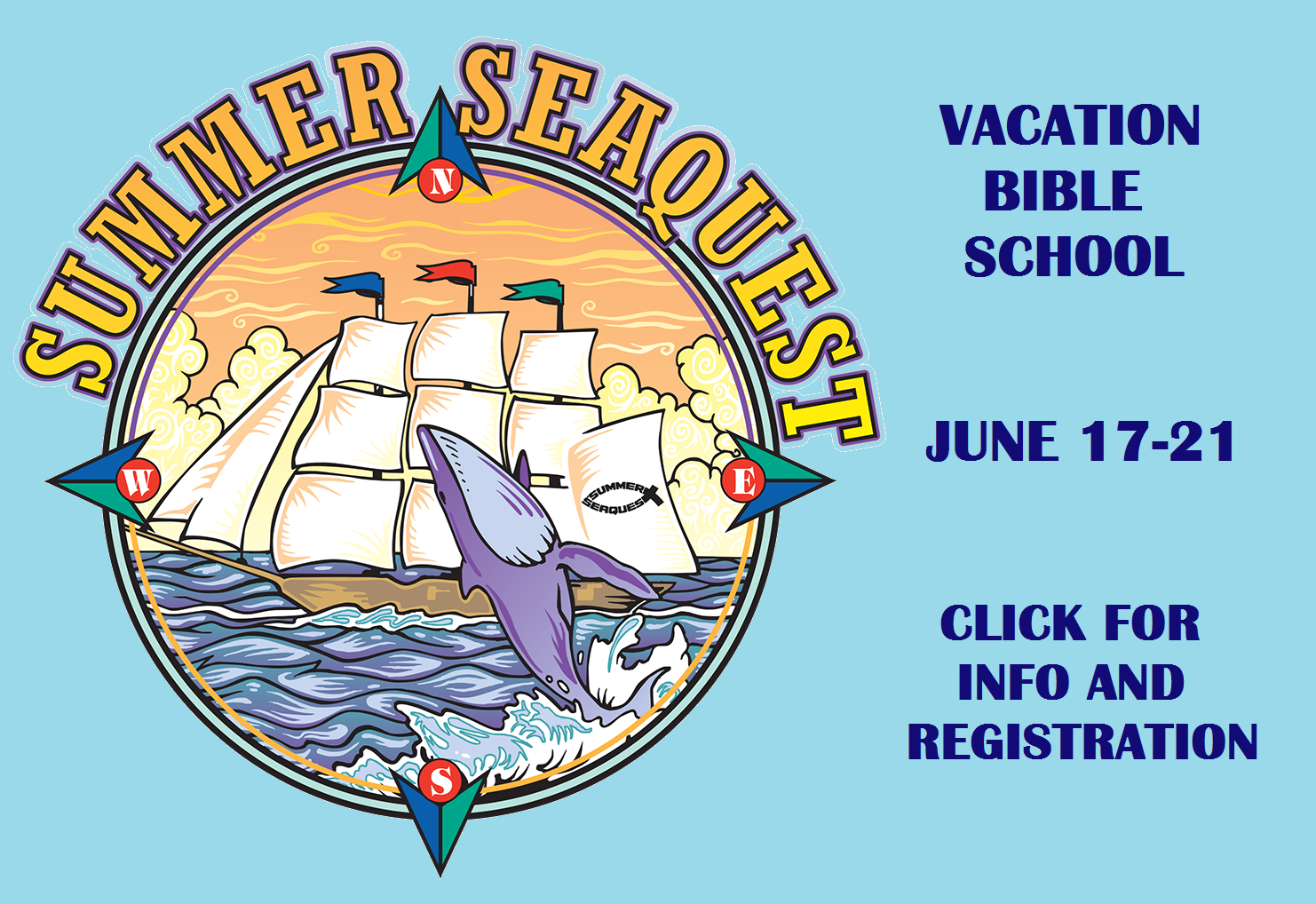 Summer SeaQuest VBS 2019